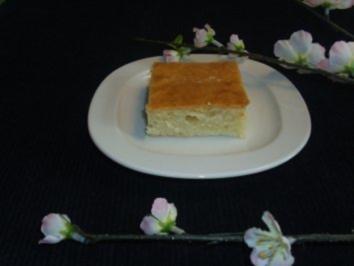 Kuchen+Torten: Selterskuchen - Rezept