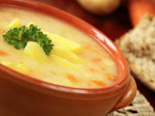 schnelle Kartoffelsuppe (Thermomix) - Rezept - Bild Nr. 2
