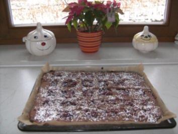 Rezept: Gitterkuchen