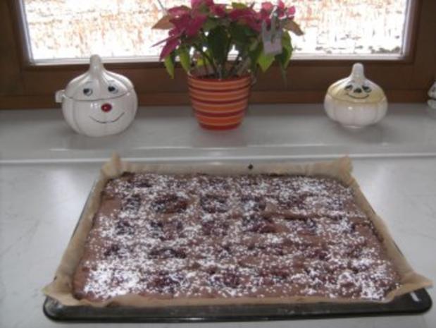 Gitterkuchen - Rezept