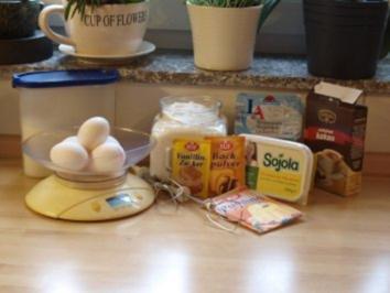 Rezept: Russischer Zupfkuchen