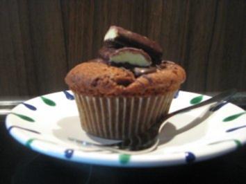 Schoko-Bananen-Muffins - Rezept