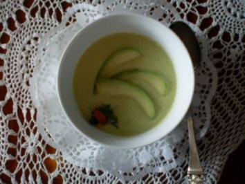 Rezept: Avocado - Suppe