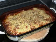 Überbackene Tortellini - Rezept