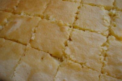 Blech-Zitronen-Kuchen - Rezept