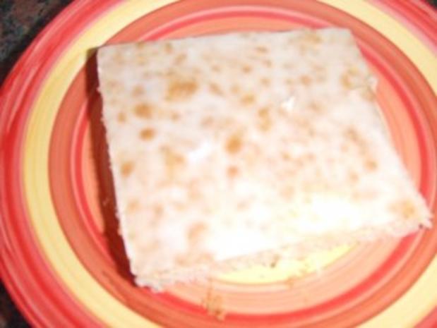 Saftiger Amarettokuchen - Rezept - Bild Nr. 2