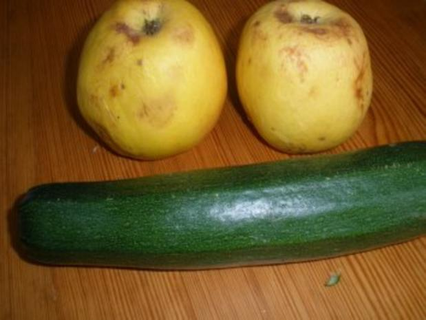 Zucchini-Macadamia-Nusskuchen - Rezept - Bild Nr. 4