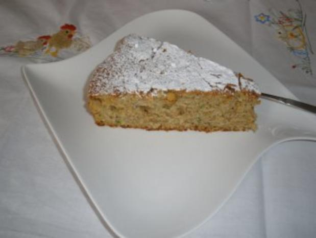Zucchini-Macadamia-Nusskuchen - Rezept - Bild Nr. 3