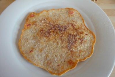 """Rezept: Flocken-Pfannkuchen """"Italia"""""""