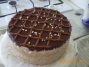 Torten: Schokoladentorte - Die Torte zu meinem Geburtstag - Rezept