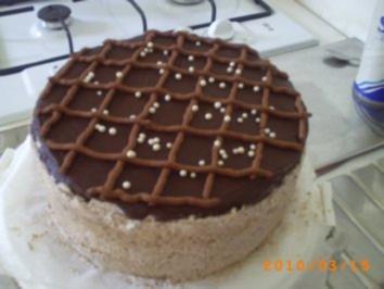 Torten Schokoladentorte Die Torte Zu Meinem Geburtstag Rezept