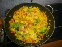 Pimp your Mango-Curry - Rezept