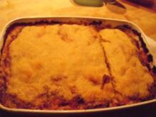 Roquefort-Kartoffelgratin - Rezept