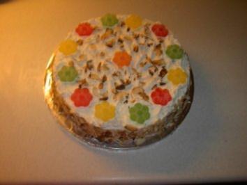 Puddingtorte - Rezept