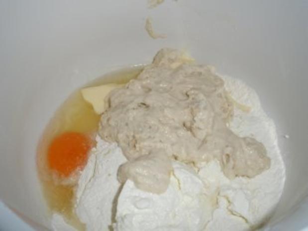 Nußschnecken - Rezept - Bild Nr. 4