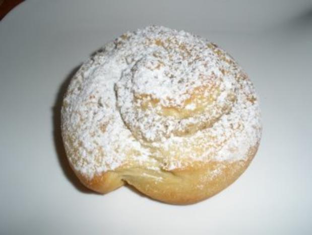 Nußschnecken - Rezept - Bild Nr. 2