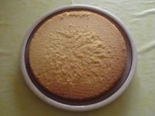 Einfacher Tortenboden - Rezept