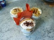 Mango-Mascarpone-Dessert - Rezept