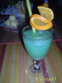 Blue Lagoon - Rezept