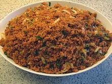 Weizengrützesalat Kisir - Rezept