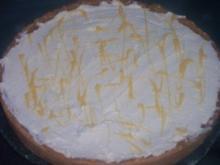Feine Apfel-Wein-Torte - Rezept