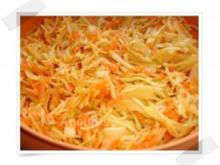 Salat - Cole Slaw - Rezept