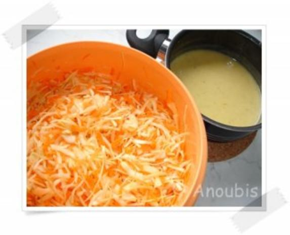 Salat - Cole Slaw - Rezept - Bild Nr. 6
