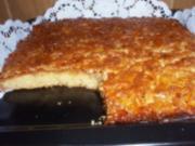 Kuchen: Arabischer Honigkuchen - Rezept