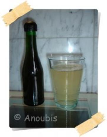 Sirup - Limettensirup - Rezept