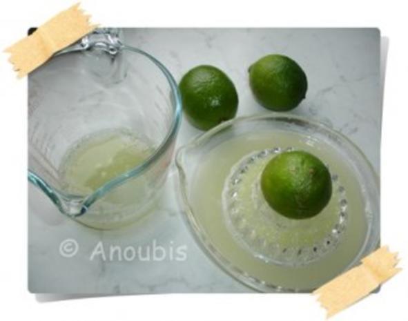 Sirup - Limettensirup - Rezept - Bild Nr. 2
