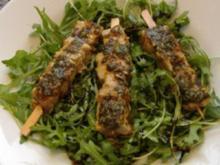 Maurische Thunfischspieße - Rezept