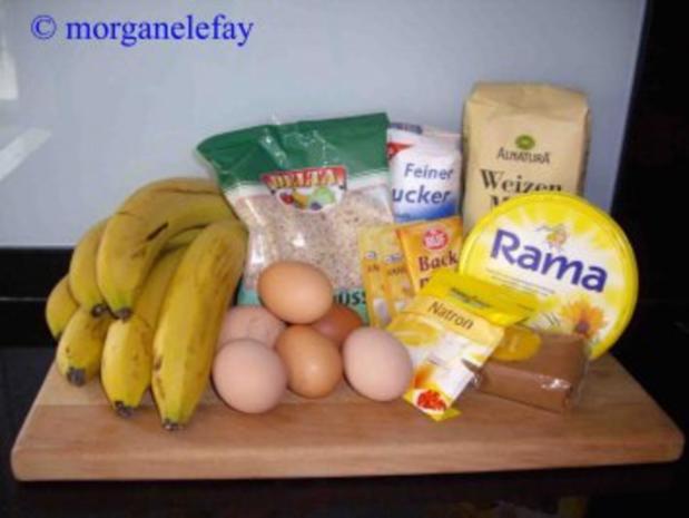Bananenkuchen - Rezept - Bild Nr. 2