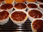 Kirsch-Nuss-Muffins - Rezept