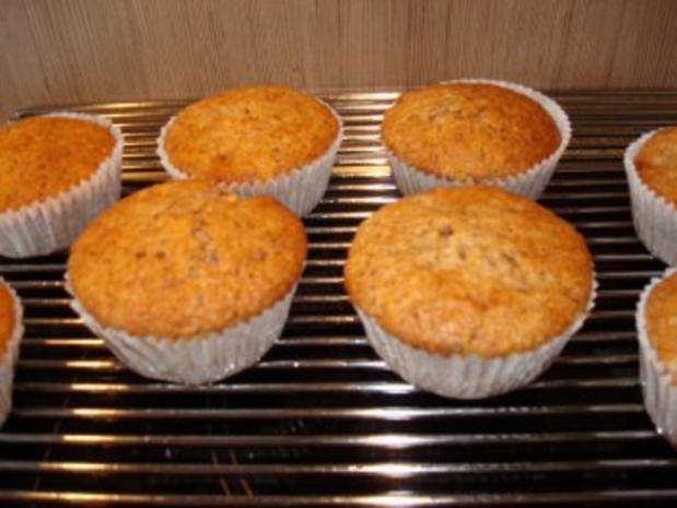 Kirsch-Nuss-Muffins - Rezept - Bild Nr. 2