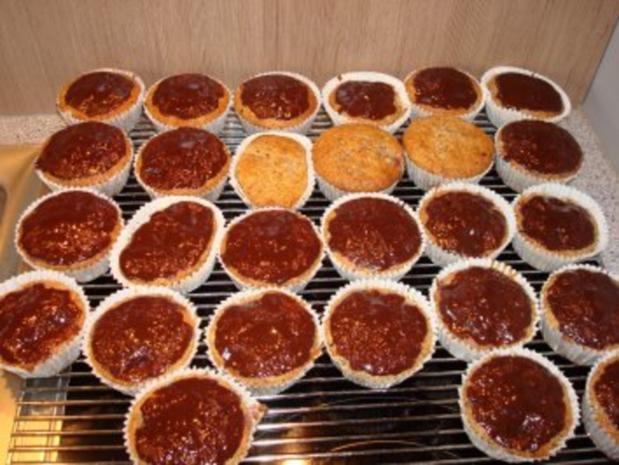 Kirsch-Nuss-Muffins - Rezept - Bild Nr. 4
