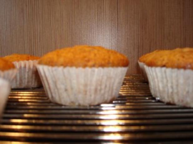 Kirsch-Nuss-Muffins - Rezept - Bild Nr. 7