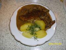 Thymian-Bruschetta-Schnitzel - Rezept