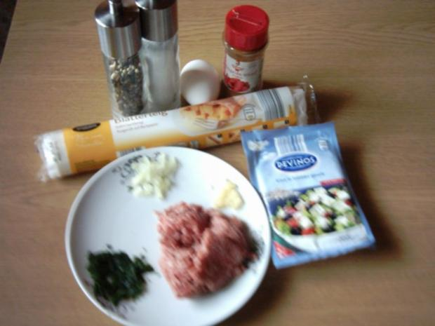 Börek mit Hackfleisch - Rezept - Bild Nr. 2