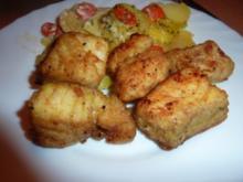 Fisch: Seelachswürfel - Rezept