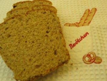 Rezept: Brot + Brötchen:  Schwedisches Limpa - ...
