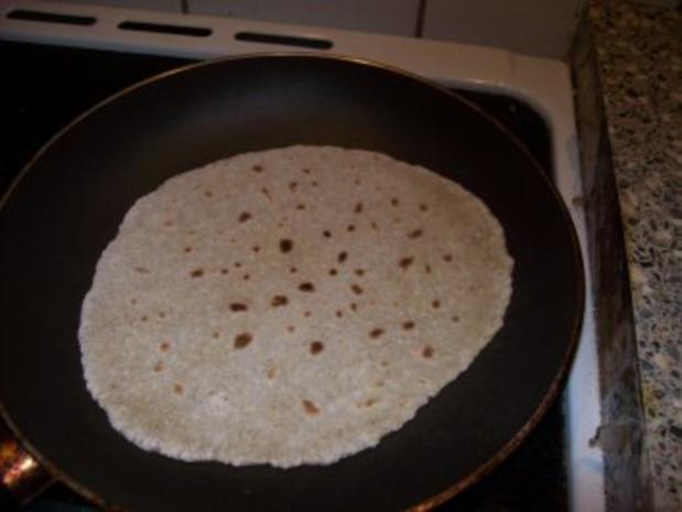 Roti / Chapati - Rezept - Bild Nr. 11