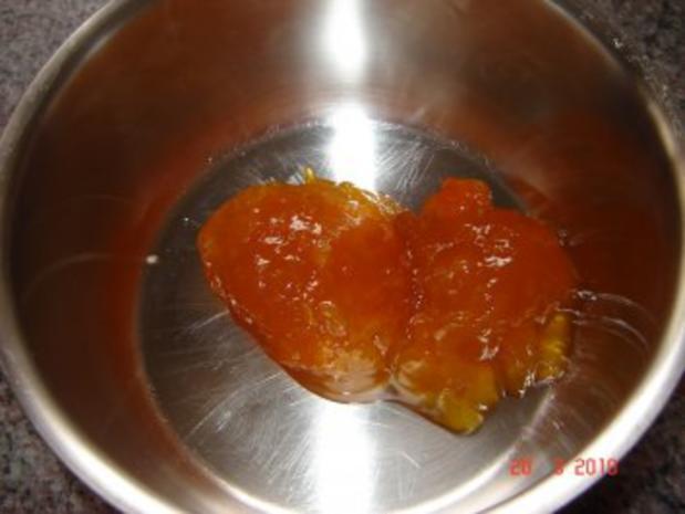 Kuchen + Torten : Hefekranz mit Nuß-Amaretto-Füllung - Rezept - Bild Nr. 8