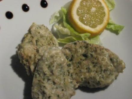 Hefe-Quark-Nocken - Rezept