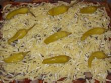 Pizza: Unsere beste Familien-Pizza mit viel Käse - Rezept