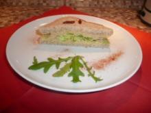 American Tuna Sandwich - Rezept