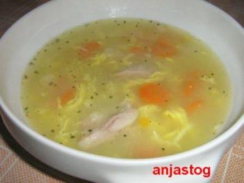 Hochzeit Suppe - Rezept