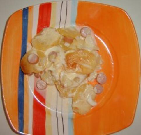Kartoffelauflauf - Rezept - Bild Nr. 5