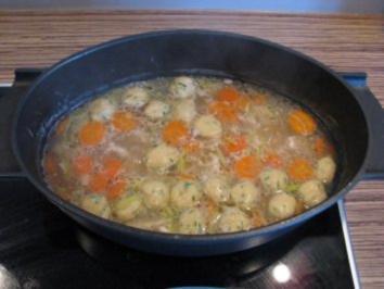 """SUPPE"" Hühnersuppe - Rezept"