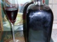 Zwetschgen-Aufgesetzter - Rezept