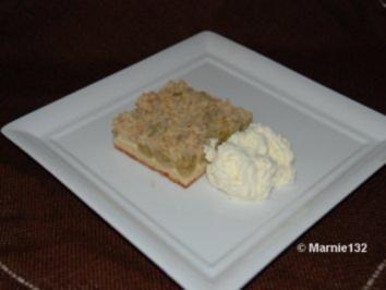 Stachelbeer-Blechkuchen - Rezept